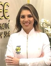 Luana Cunha - Athenee Personnalité Day Spa