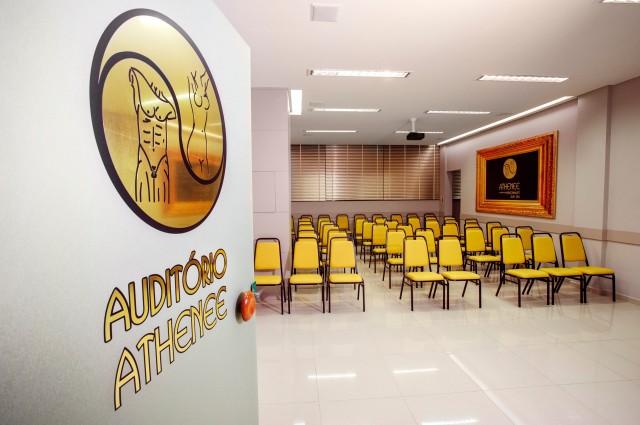 Auditório - Athenee Personnalité Day Spa