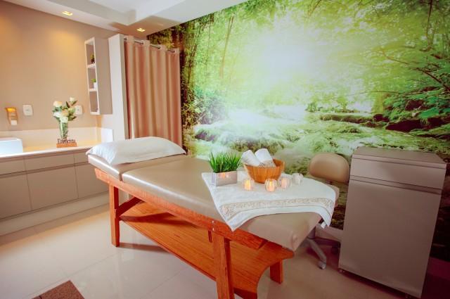 Sala Massagem - Athenee Personnalité Day Spa