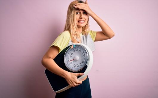 10 erros que é necessário evitar para a perda de peso